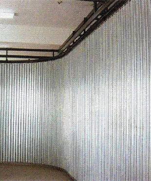 大跨度卷帘门