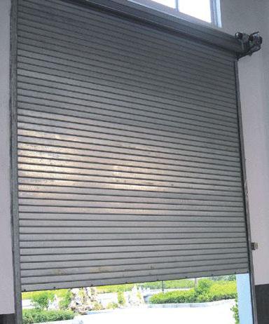 钢制复合卷帘门